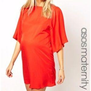ASOS Maternity Shift Dress with Kimono Sleeve